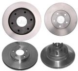 Volvo Brake Rotors