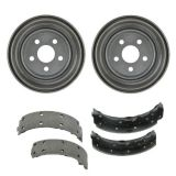 Jeep Brake Drum & Shoe Kits