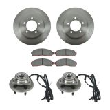 Cadillac Brake & Wheel Hub Kits