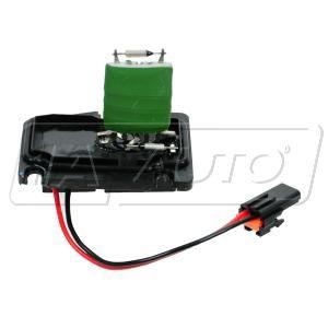 Main on Pontiac Grand Prix Blower Motor Resistor