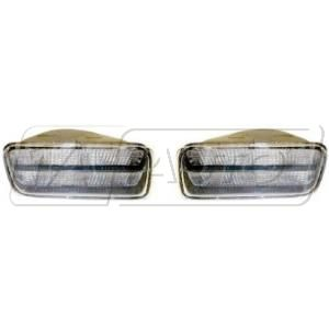 1985-1992 Chevy Camaro for Z28 Clear Parking Light Pair